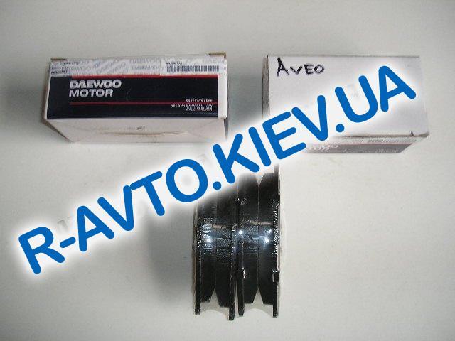 Колодки передние тормозные Daewoo Motor (Корея) Aveo, в уп-ке (96534653)