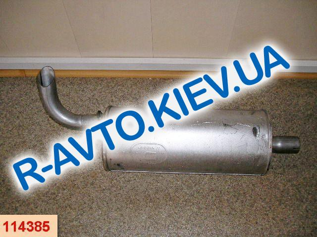 POLMO (Польша) Глушитель ВАЗ 2123 (11.33)