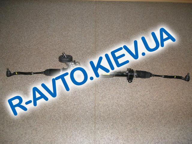 Рулевая рейка Aveo с ГУР (с наконечниками), Корея (TRW)