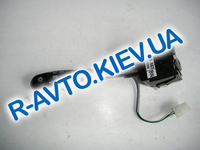 Рычаг на тубус переключения поворотов Aveo без противотум Польша 96540683