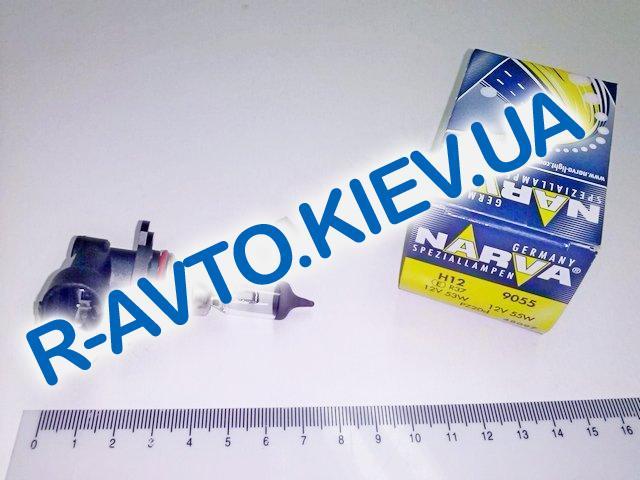 Лампа NARVA H12 12V 55W PZ20 (48097)