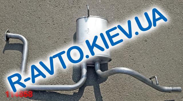 Глушитель Matiz (05.33) (00-09г) POLMO (Польша)