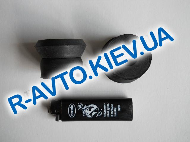 Втулка заднего амортизатора верхняя резин Корея 96175444 Lanos Sens Nexia Espero