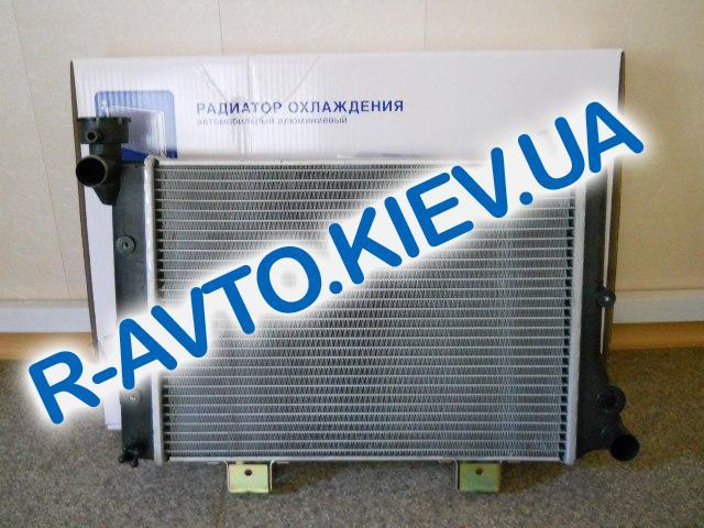 Радиатор аллюм. Лузар, ВАЗ 2106 SPORT, в упаковке (LRc0106b)