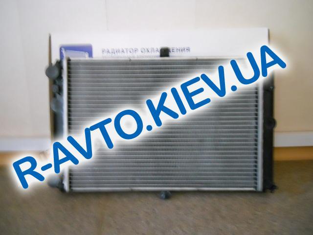 Радиатор аллюм. Лузар, ВАЗ 2108  SPORT, в упаковке (LRc01080b)