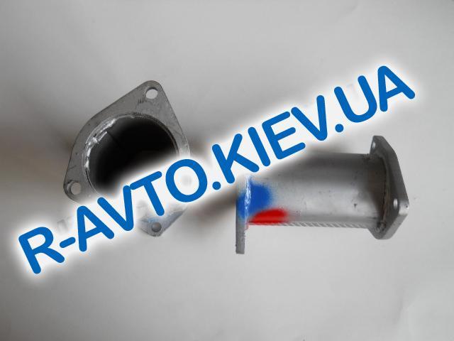 Труба, вместо катализатора Lanos 1.5 вертикальный (короткий, широкий) Запорожье