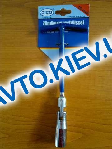 """Ключ свечной х16 """"Alca"""" (416160)"""