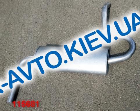 POLMO (Польша) Глушитель ВАЗ 21213 (11.09)