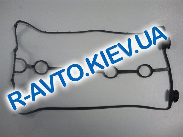 """Прокладка клапанной крышки Lanos 1.6 с """"ушками"""", Корея (96353002)"""