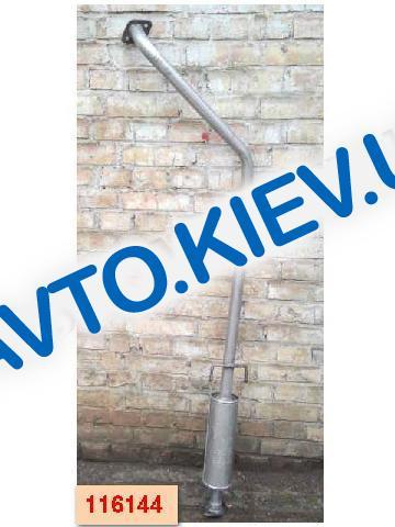 Резонатор MARIX 0558 Польша Aveo