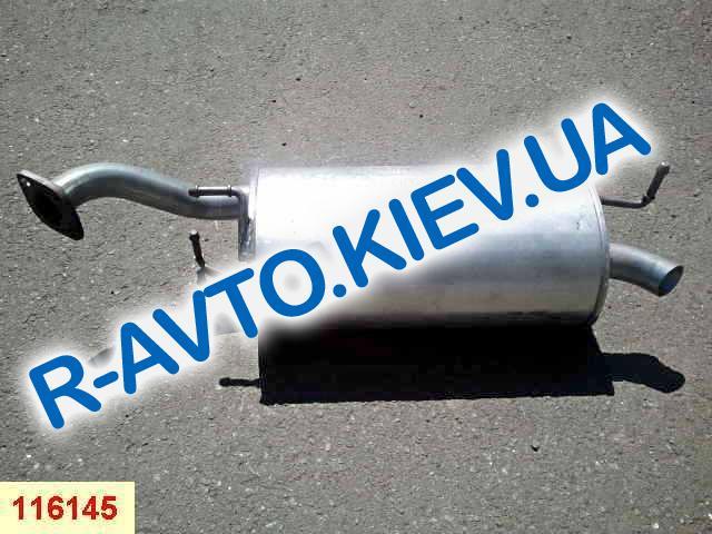 Глушитель Aveo 0559 хетчбэк MARIX Польша