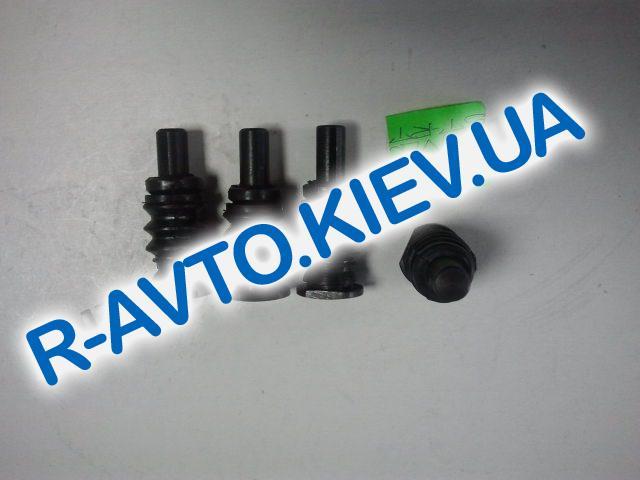 Палец суппорта Aveo передний Lacetti зад в сборе (к-т 4 шт.) не ориг. (стандарт)