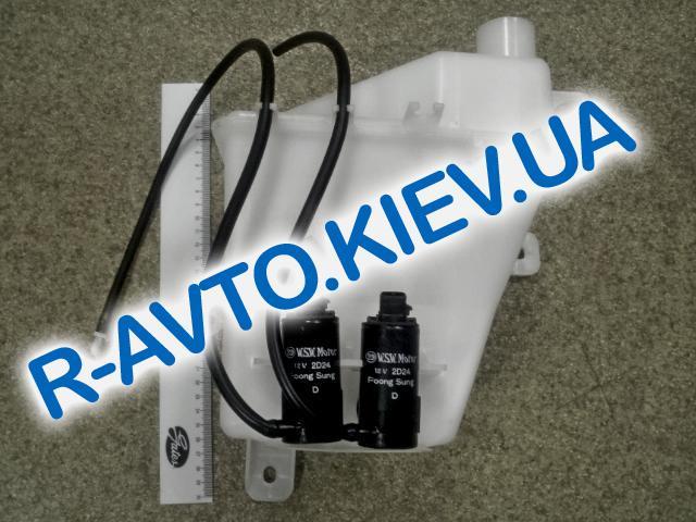 Бачок омывателя Aveo хэтчбек GM Корея 96543076 с моторами