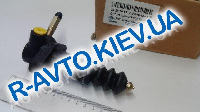 Цилиндр сцепления рабочий Lanos без кронштейна, Китай (96184047|96159109)