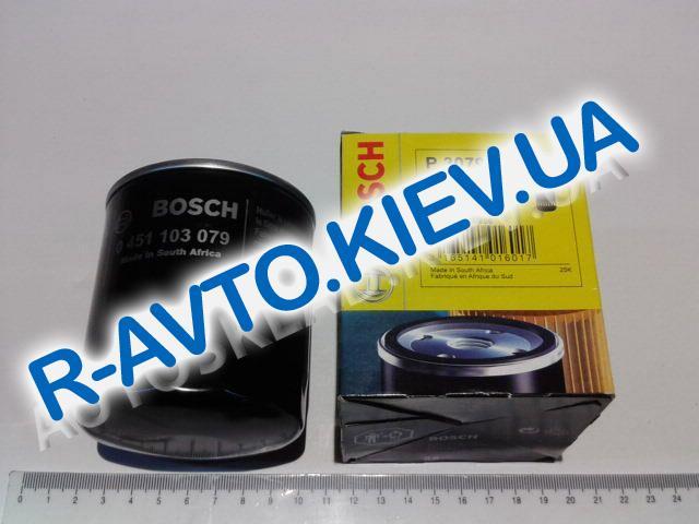 Фильтр масляный BOSCH Lanos P3079 (0451103079)