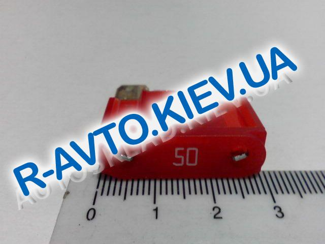 """Предохранитель TESLA """"MAXI"""" плоский большой 50А"""