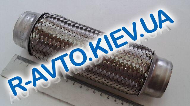 Гофра приемной трубы Matiz, Accent 45х200 мм., Корея