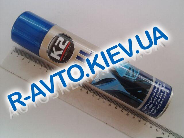 Смазка силиконовая K2 Sil 100%  (300мл)
