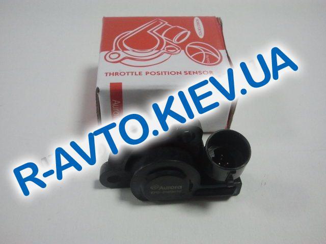 Датчик положения дроссельной заслонки AURORA (TPS-DW0010) Lanos Nexia Aveo Nubira Espero Tacuma Leganza