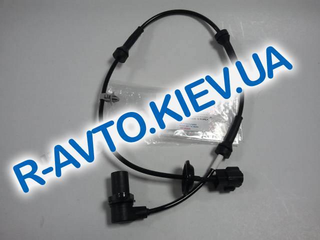 """Датчик АБС Aveo передний левый, """"GM"""" Корея (96959997)"""