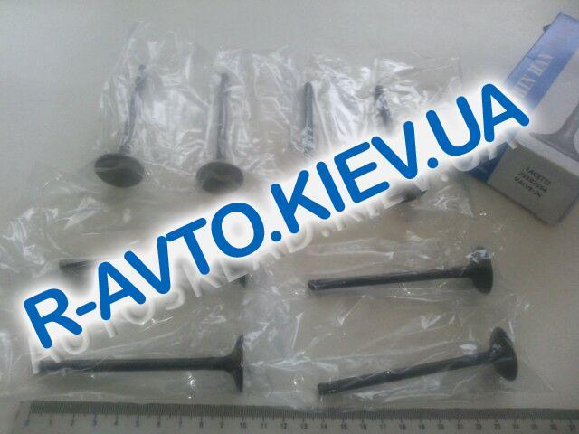 Клапана Корея Aveo 1.6, Lacetti 1.6 (96376881) впуск к-т 8 шт.