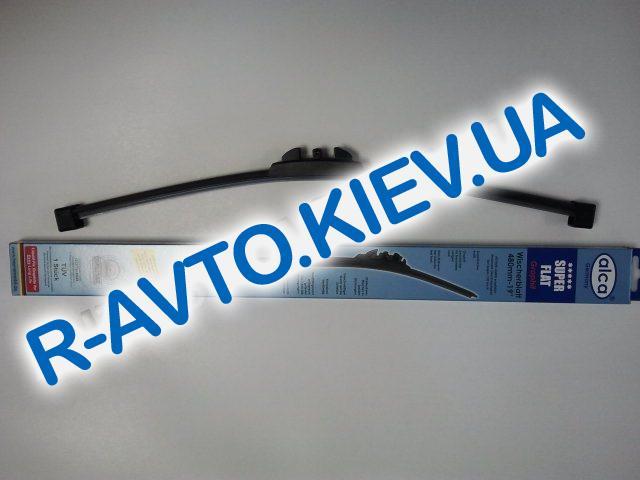 """Щетка ст-ля """"ALCA"""" SUPER FLAT 480-19"""", (049) без корпуса (ресничка) 1шт."""