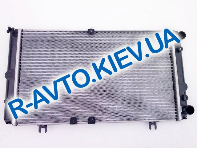 Радиатор аллюм. Лузар, ВАЗ 1118 SPORT, в упаковке (LRc 0118b)