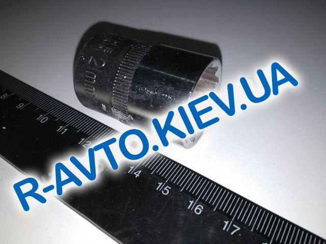 "Головка двенадцатигранная Inter Tool  1|2 ""21""мм (ET-0221)"