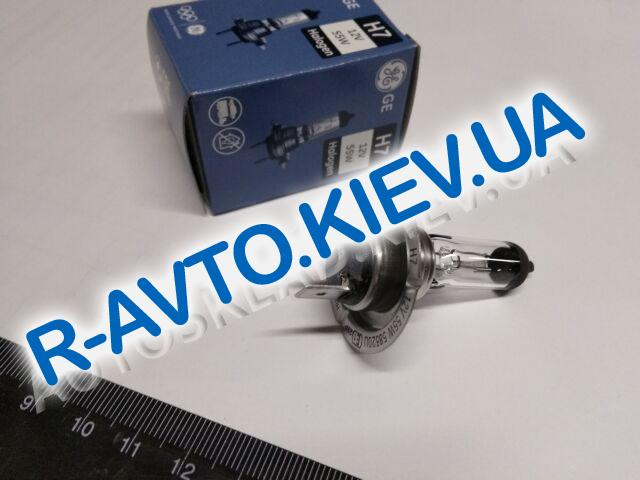 Лампа General Electric H7 12V 55W  Standart (58520U.1K)  1шт.
