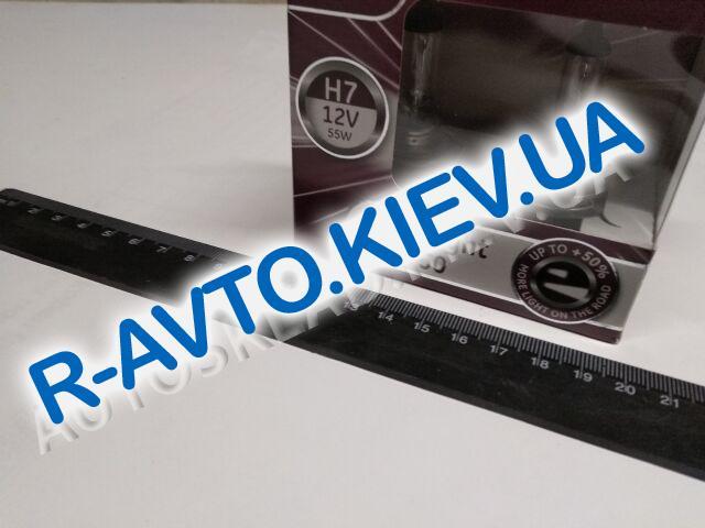 Лампа General Electric H7 12V 55W Megalight Ultra  +50% (58520MPU.2D) пара