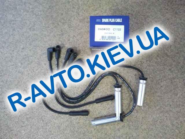 Провода VALEO Nexia 1.5 силикон (с метал. након.) (C1122)