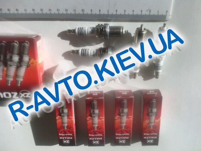 Свечи Zollex ВАЗ 2112 (ZL-12) к-т
