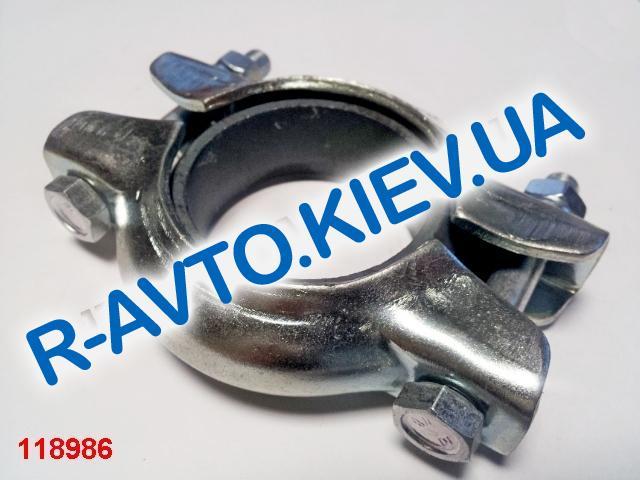 Хомут глушителя ВАЗ 1118, 2170 (завод.)