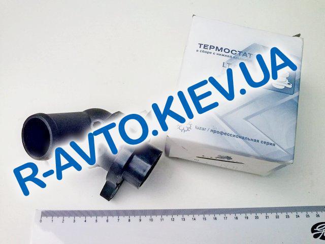 Термостат Лузар Lanos 1.6, Aveo 1.6 в сборе (LT 0526)