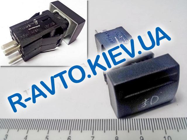 Включатель-кнопка противотуман. фар перед. ВАЗ 2170, Псков (995.3710-07.06)