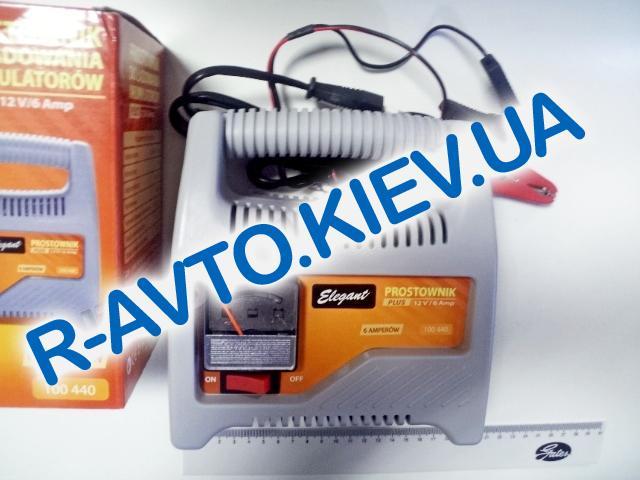 """Зарядное устройство """"Elegant"""" 12V 6A (100 440)"""