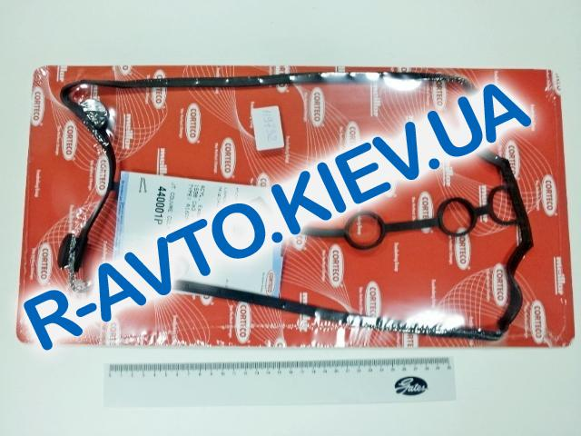 "Прокладка клапанной крышки Lanos 1.6 с ""ушками"", Corteco (440001P)"