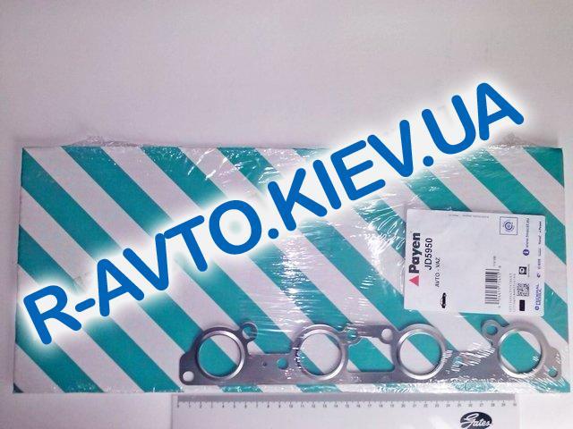 Прокладка коллектора ВАЗ 2170 выпускного, Payen (JD5950) (металл.) 2-х слойная