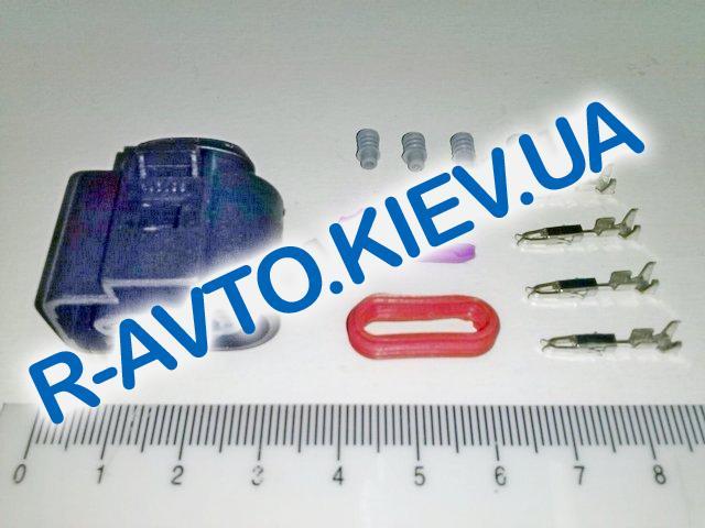 Фишка (разъем проводки)  №0 датчика абсолютн давления Sens
