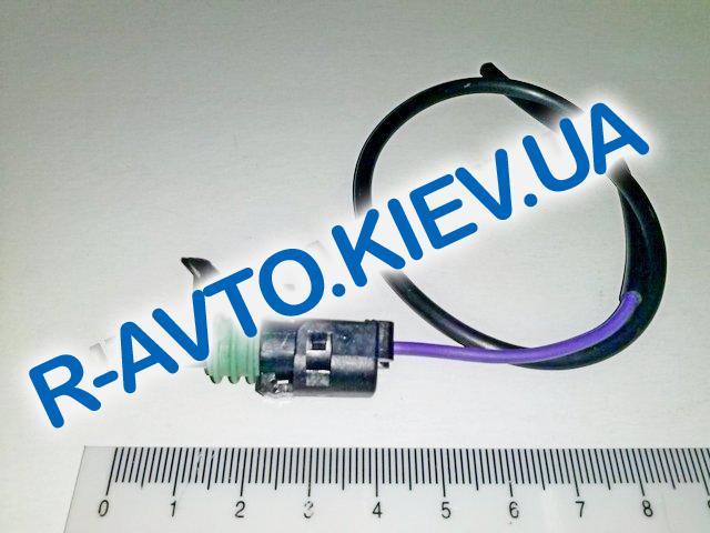 Фишка (разъем проводки)  №8 лямбда-зонда Lanos (1-конт.)