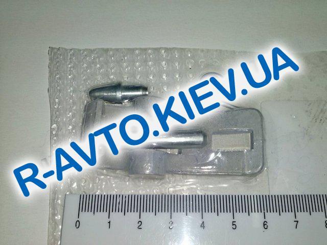 Ремкомплект замка багажника ВАЗ 2108, Россия (язычок, шпилька, пружина)
