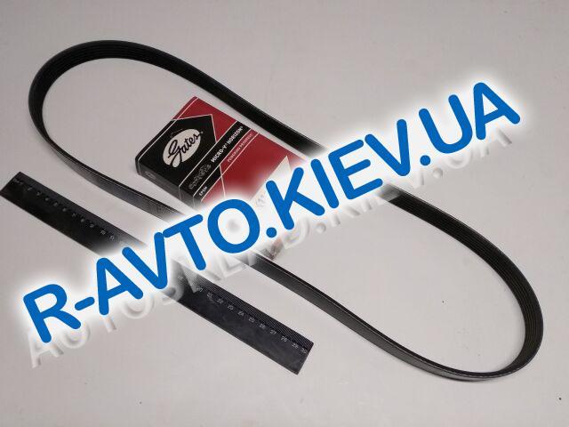 Ремень генератора ручейковый Gates ВАЗ 2110, (с ГУР+кондиционер) 6PK1123