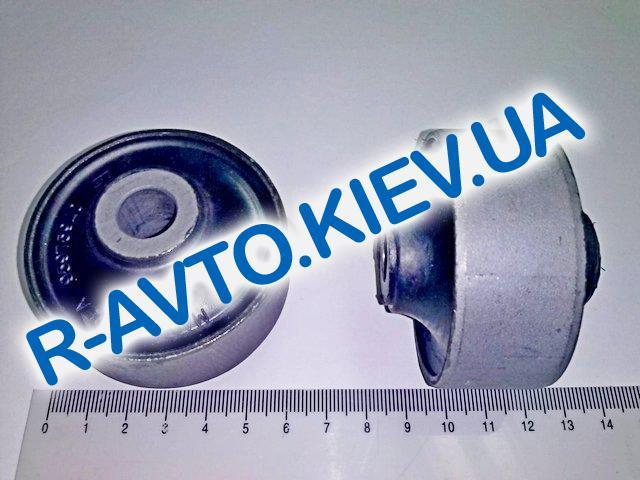 Сайлентблок переднего рычага (задний) Aveo, Корея (95975940) цельный, усиленный