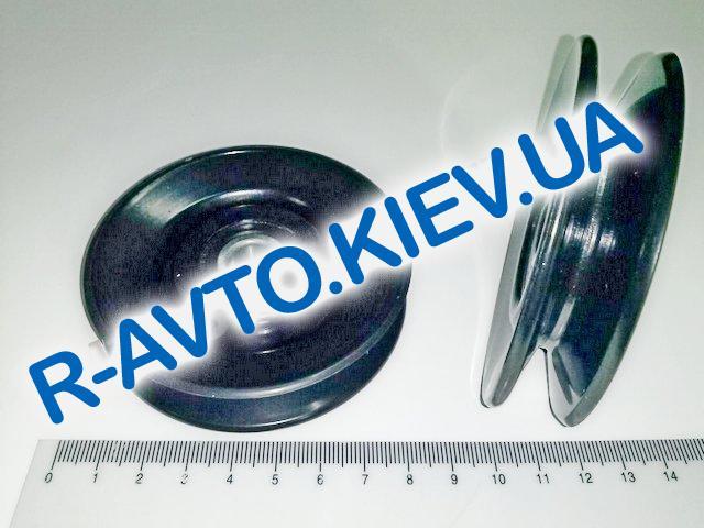 Ролик натяжной ремня кондиционера Lanos, SKF (VKM 60011)