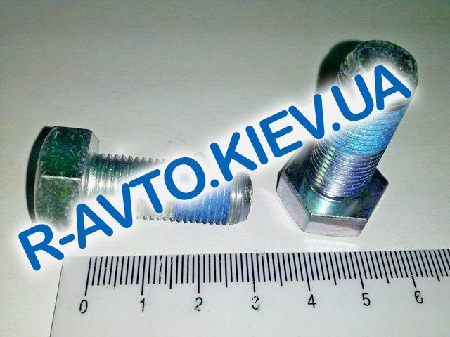 Болт крепления скобы суппорта Aveo, Lacetti, Корея (94500873)