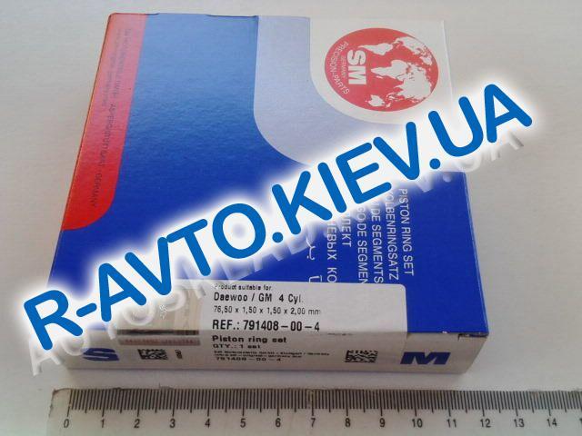 Кольца SM Aveo 1.5  76,50 стандарт (791408-00-4)