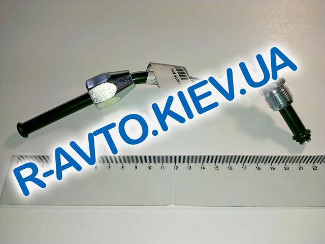 """Трубка ГУР Lanos высокого давления к рейке, """"GM"""" Корея (96470185)"""