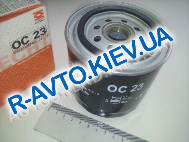 Фильтр масляный ГАЗ 406 дв., KNECHT (OC23)