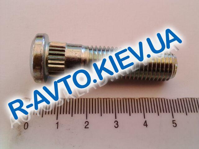 """Шпилька (болт) переднего колеса Aveo, Lacetti, """"GM"""" Корея (94501734)"""