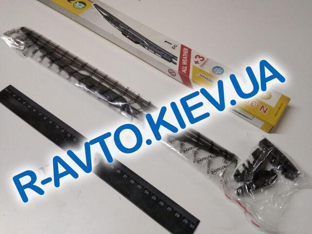 """Щетка ст-ля """"Zollex"""" 380 мм 15"""" (N-380 M) 1 шт."""